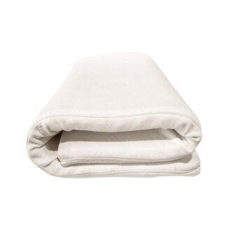 BeRest ที่นอนยางพาราขนาด 5ฟุต หนา 3นิ้ว