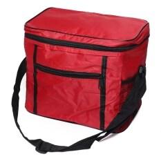 BEST กระเป๋าเก็บความเย็นและความร้อน -Red