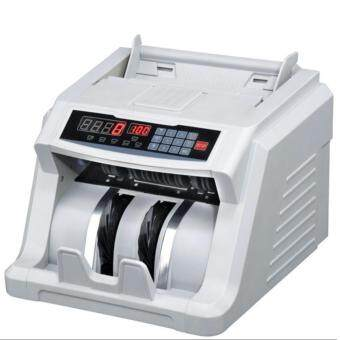 Bill Counter เครื่องนับเงิน เครื่องนับธนบัตร ตรวจแบงค์ปลอมได้ BillCounter รุ่น 6600 UV/MG (White)