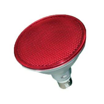 BioBulb Par 38 Color LED หลอดไฟแอลอีดี พาร์ 38 ขั้ว E27 ( สีแดง )