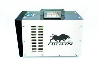 BISON ตู้เชื่อมไฟฟ้ากระแสสลับ 200 แอมป์ รุ่น BX6-200 - สีเทา/ดำ