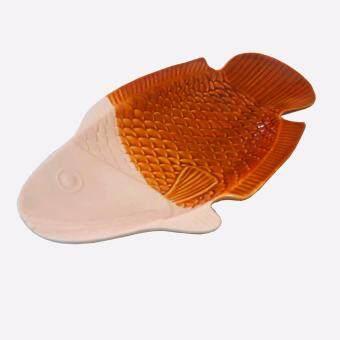 ต้องการขายด่วน BK_SHOP จานรูปปลา