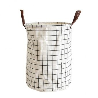 BolehDeals Collapsible Storage Basket Clothes Laundry Hamper ToysBucket Organizer 06