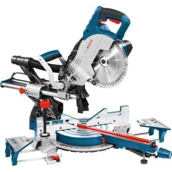 Bosch เลื่อยองศาสไลด์ Sliding Mitre Saw GCM 8 SJL Professional