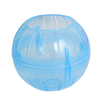 Buytra Hamster Small Ball Toy Play Exercise Plastic