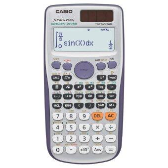 Casio เครื่องคิดเลข วิทยาศาสตร์ รุ่น FX-991ESPLUE (White)