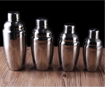Cocktail Shaker Stainless Steel shaker shaker pot shaker cupbartender tools--250ml