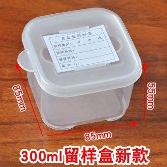 โปร่งใสตารางจัดเก็บข้อมูลการจัดเก็บกล่อง crisper