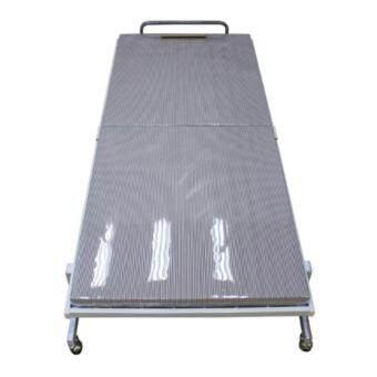 DAXTON เตียงเสริม พับสปริง หนาพิเศษ พร้อมที่นอนหนานุ่ม 3 ฟุต รุ่น crunchy
