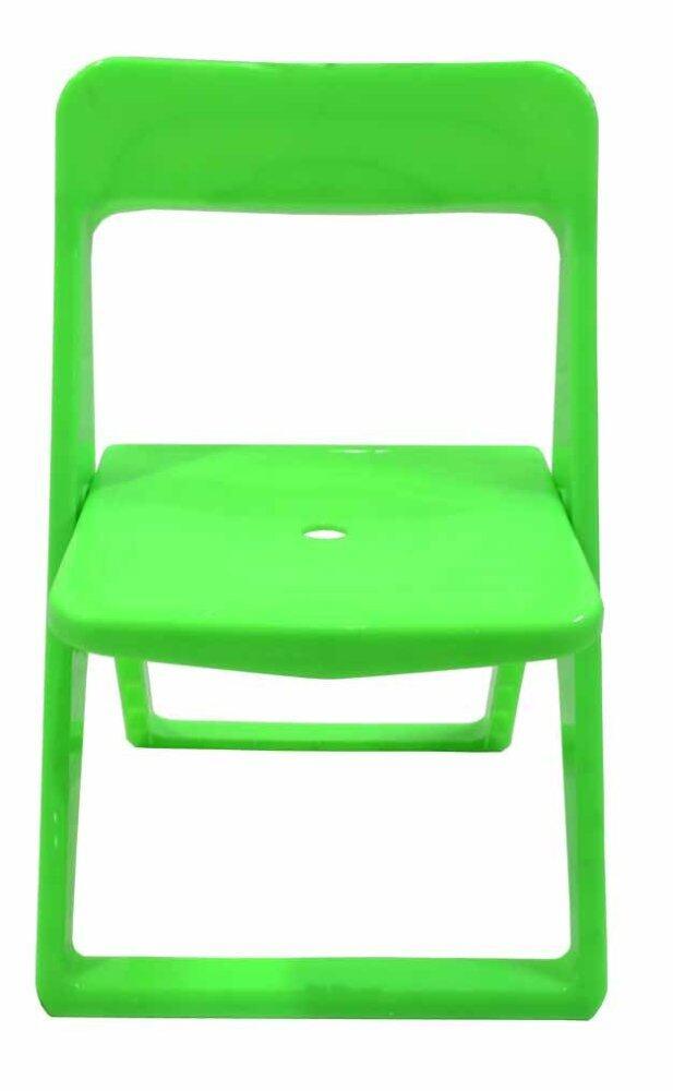 DMT เก้าอี้พับ No. 9930 เกรดเอ (สีเขียว) ซื้อ1แถม1