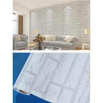 Dnam Wallpaper Sticker วอลเปเปอร์ สติ๊กเกอร์ รุ่น K012ขนาด 45cm X 10 M.(4ม้วน=40เมตร)