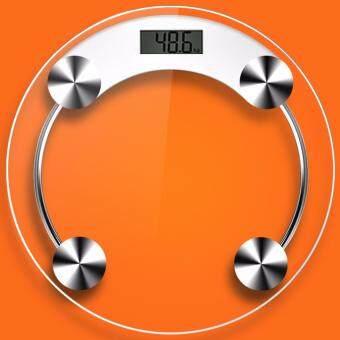 Electronic weight scale เครื่องชั่งน้ำหนักดิจิตอล กระจกใส รุ่น