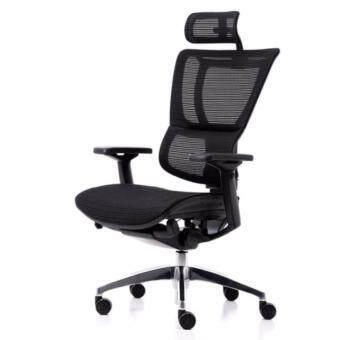 อยากขาย เก้าอี้เพื่อสุขภาพเออร์โกเทรน รุ่น ERGO-HUMANIZE สีดำ