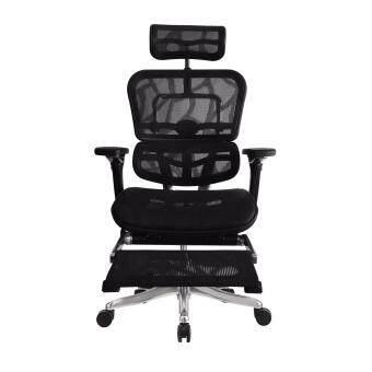 Ergohuman Thailand เก้าอี้เพื่อสุขภาพ รุ่น ERGOHUMAN3-PLUS (Black)
