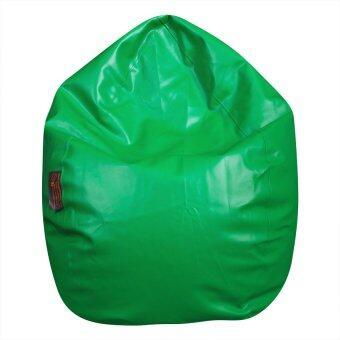 Esupersave เก้าอี้ Beanbag ทรงหยดน้ำ Ø80 ซม. (สีเขียว)