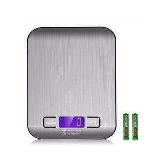 Etekcity : ETCEK6015* เครื่องชั่งน้ำหนักอาหาร Digital Multifunction Stainless Kitchen Food Scale