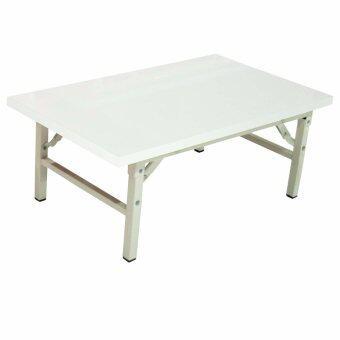 Furniture Village โต๊ะพับญี่ปุ่น รุ่น Tiger1832 - สีขาว