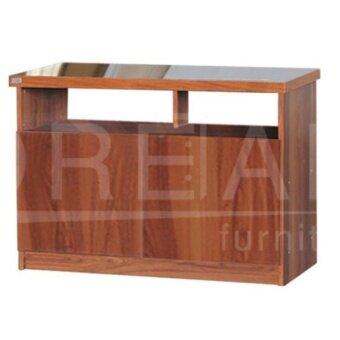 รีวิว furnituredd ตู้วางTV รุ่น SB0901ขนาด 90 cm ( สีสัก )