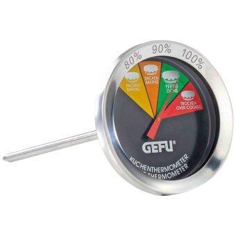 GEFU Baking Thermometer MESSIMO ที่วัดอุณหภูมิสำหรับอบขนม รุ่น 21810 (Stainless steel)