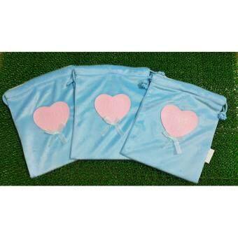 [Gift for Mom] กระเป๋าผ้าหูรูด รักแม่ที่ซู๊ดดด