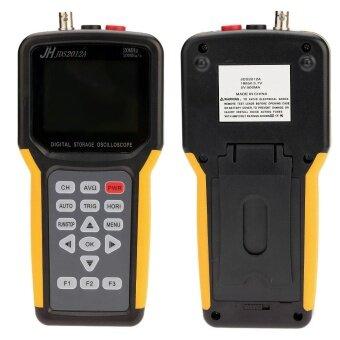 เครื่องมัลติฟังก์ชั่นดิจิตอล 1CH Oscilloscope ขอบเขตแบบพกพา 20 เมกะเฮิร์ตซ์ 200MSa/S Multimeter 4000 นับ