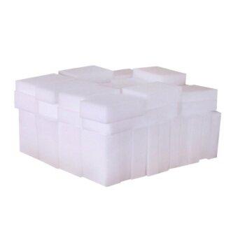 HappyLife 200Pcs Cleaner Eraser Melamine Magic Sponge Forcleaning