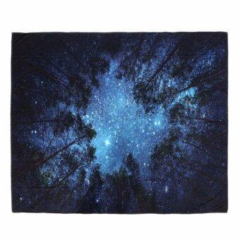 ... HengSong Jungle Starry Sky Mandala Printed Tapestry Indian Wall Hanging Bohemian Bedspread Hippie Throw Home Dorm