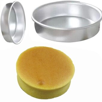 High Quality Specialized Cake Christmas Biscuit Mold Kitchen Bakeware Tins Diy Tool Hamburger trays for baking Fondant Mould - intl