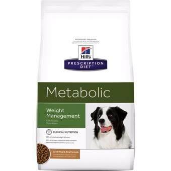 Hill's Science Diet Canine Metabolic อาหารสุนัข ควบคุมและลดน้ำหนัก ขนาด 1.5kg