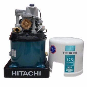 HITACHI ปั๊มน้ำ ฮิตาชิ ปั๊มน้ำอัตโนมัติ 250 วัตต์ รุ่น WT-P250GX2