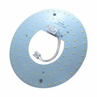 HL หลอดไฟวงกลมติดเพดาน LED ประหยัดไฟใหม่ รุ่น XD-132-32W
