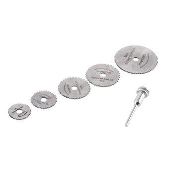 HSS Rotary Tool Saw Blades For Metal Cutter Power Set Wood Cutting- intl
