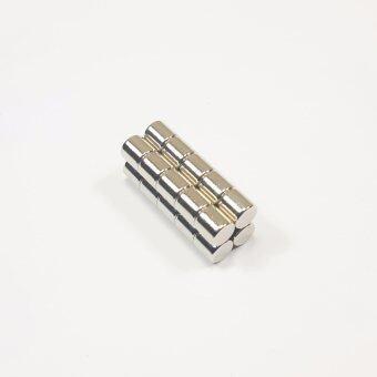 แม่เหล็กแรงสูง นีโอไดเมียม ขนาด 5mmx5mm (20 ชิ้น)