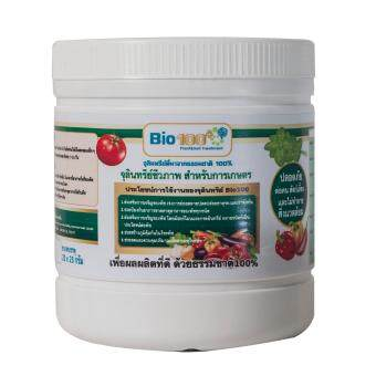 จุลินทรีย์คัดสายพันธุ์ Bio100Plus ช่วยป้องกันพืชขาดธาตุหลักธาตุรอง
