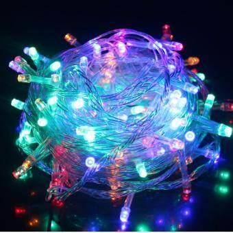 ไฟกระพริบประดับต้นไม้LED แบบRGB(เปลี่ยนสีได้)
