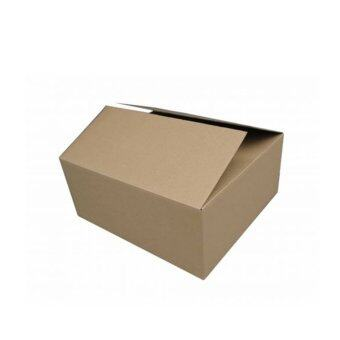 Awesome pack กล่องกระดาษลูกฟูกฝาชน No.5 (45x40x35 cm. 20ใบ/pack)