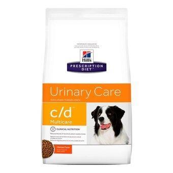 Hill's Science Diet c/d อาหารสุนัข ที่มัปัญหาเรื่องนิ่ว ขนาด 1.5kg