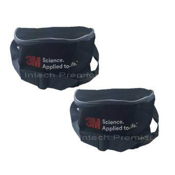 (x2ใบ) กระเป๋าสำหรับ ใส่หน้ากาก 3M Safety Mask Bag