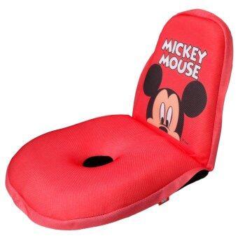 Disney เก้าอี้ปรับระดับ ลาย Mickey Mouse รุ่น YT54642 - สีแดง