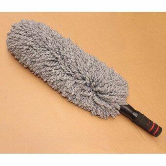 ไม้ปัดฝุ่น ไม้ขนไก่ ผ้าล้างรถ กำจัดฝุ่น ด้วยมืออาชีพ กับ ไม้ปัดฝุ่นไมโครไฟเบอร์ ( Mircro Fiber)