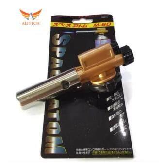 iremax Portable gas blow torch M-60 (TQ803) หัวพ่นแก๊ส แบบมีหัวจุดในตัว
