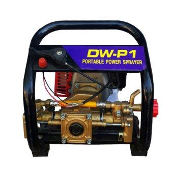 Tools Pro เครื่องพ่นยาแบบตั้ง 3 สูบ DI WEI รุ่น DW-P1 (แบบติดเครื่องยนต์)
