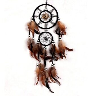 Harga PAlight Wall Hanging Feathers Dream Catcher - Intl