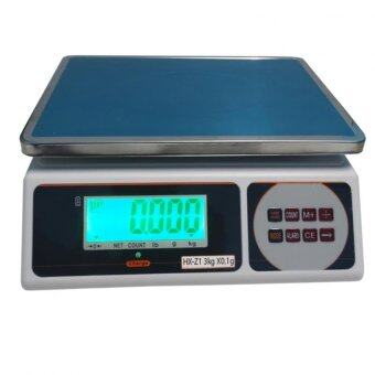dubbletool เครื่องชั่งดิจิตอลตั้งโต๊ะ Electronic Scale ACS JZA 3kg/0.1g