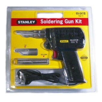 Stanley หัวแร้งบัดกรี ชนิดด้ามปืน 100 วัตต์ รุ่น 69-041B (ขาปลั๊กกลม)