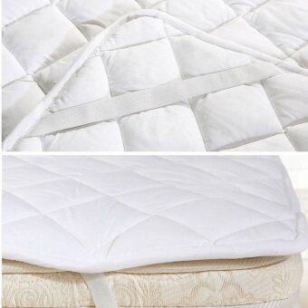 DD ผ้ารองกันเปื้อนที่นอนแบบรัดมุมขนาด 6 ฟุต