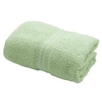 Chapeau ผ้าเช็ดตัว ขนาด 30x60 นิ้ว - สีเขียวพาสเทล