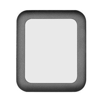 ครอบกันรอยหน้าจอแบบขอบโลหะสำหรับ Apple Watch 42มม (สีดำ)