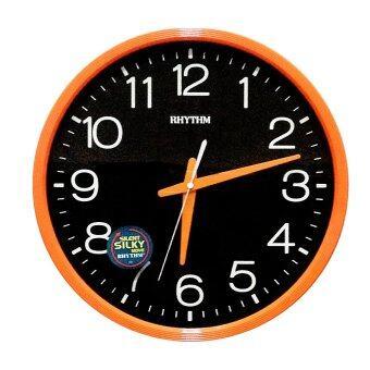 RHYTHM นาฬิกาแขวน รุ่น CMG494DR14 (14.50นิ้ว)