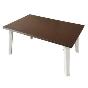 NK Furniline โต๊ะญี่ปุ่น 40x60ซม.(ไม้pbฟอยล์2หน้า) - สีโอ๊ค